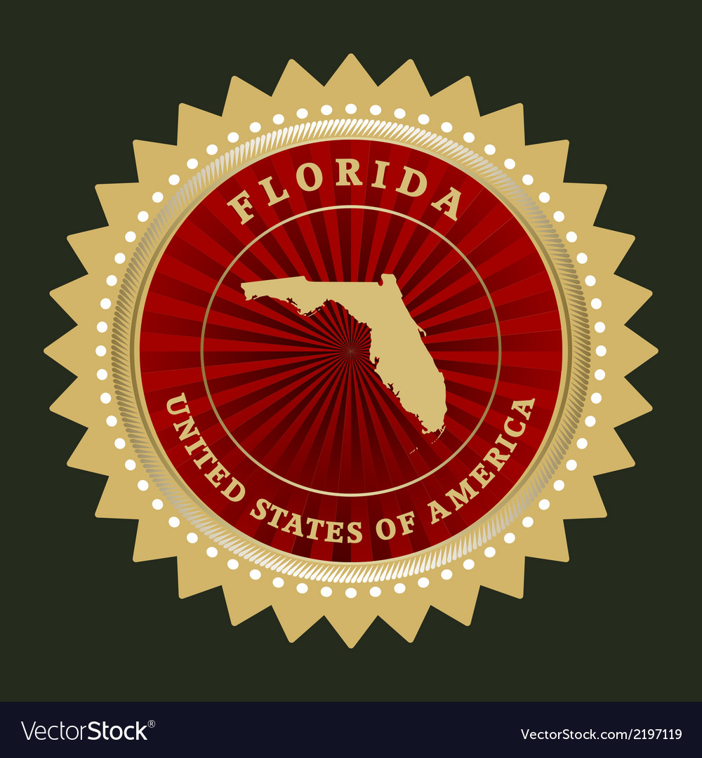 Star label Florida