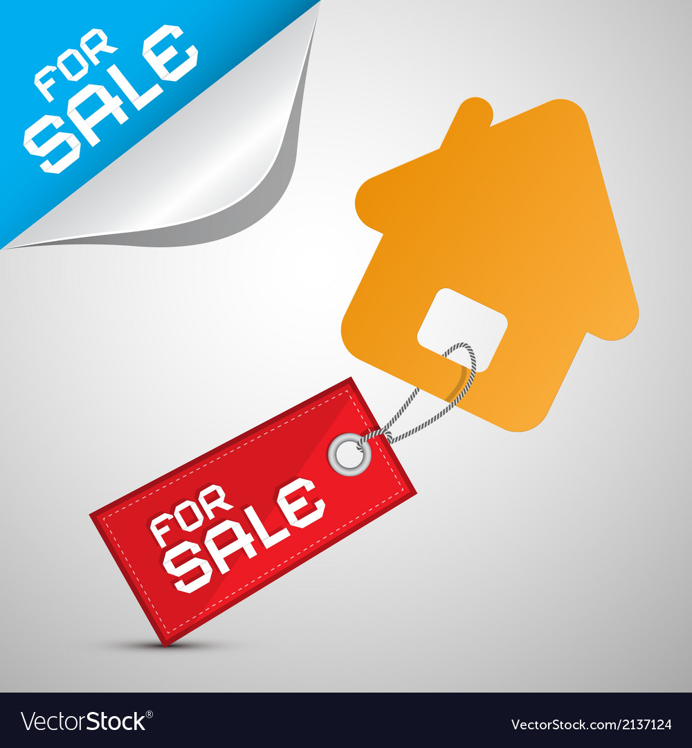 House For Sale Paper Icon