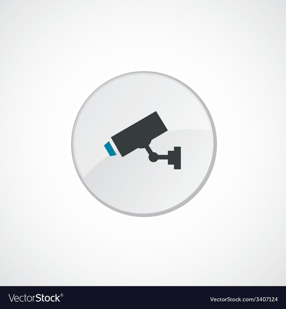 Security camera icon 2 colored