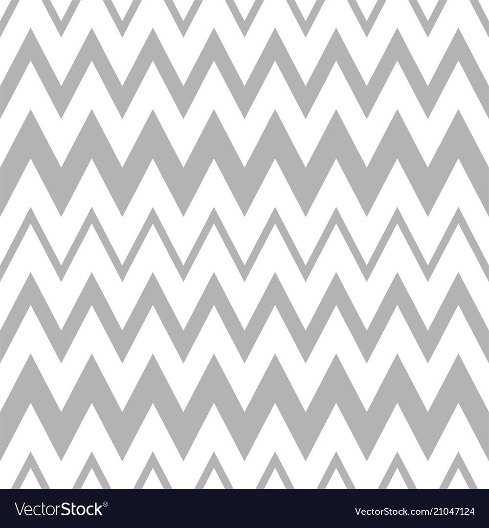 Stylish striped background - seamless zigzag