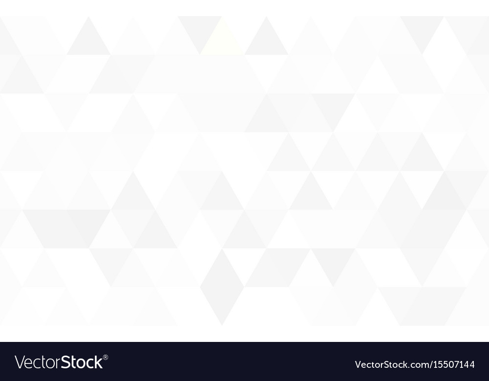 Pattern of triangular vector image