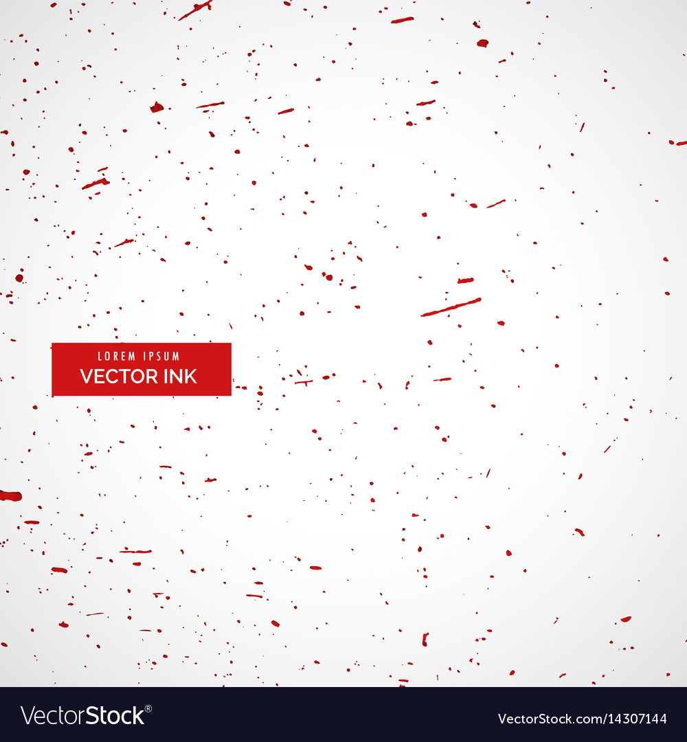 Red Ink Or Blood Splatter Splashes Texture Vector Image 398 x 265 jpeg 20 кб. vectorstock