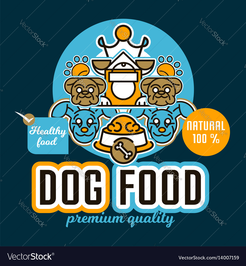 On the theme of food for dogs