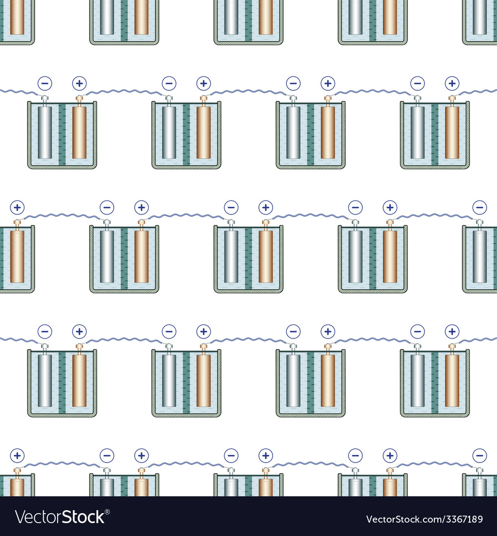 Battery pattern
