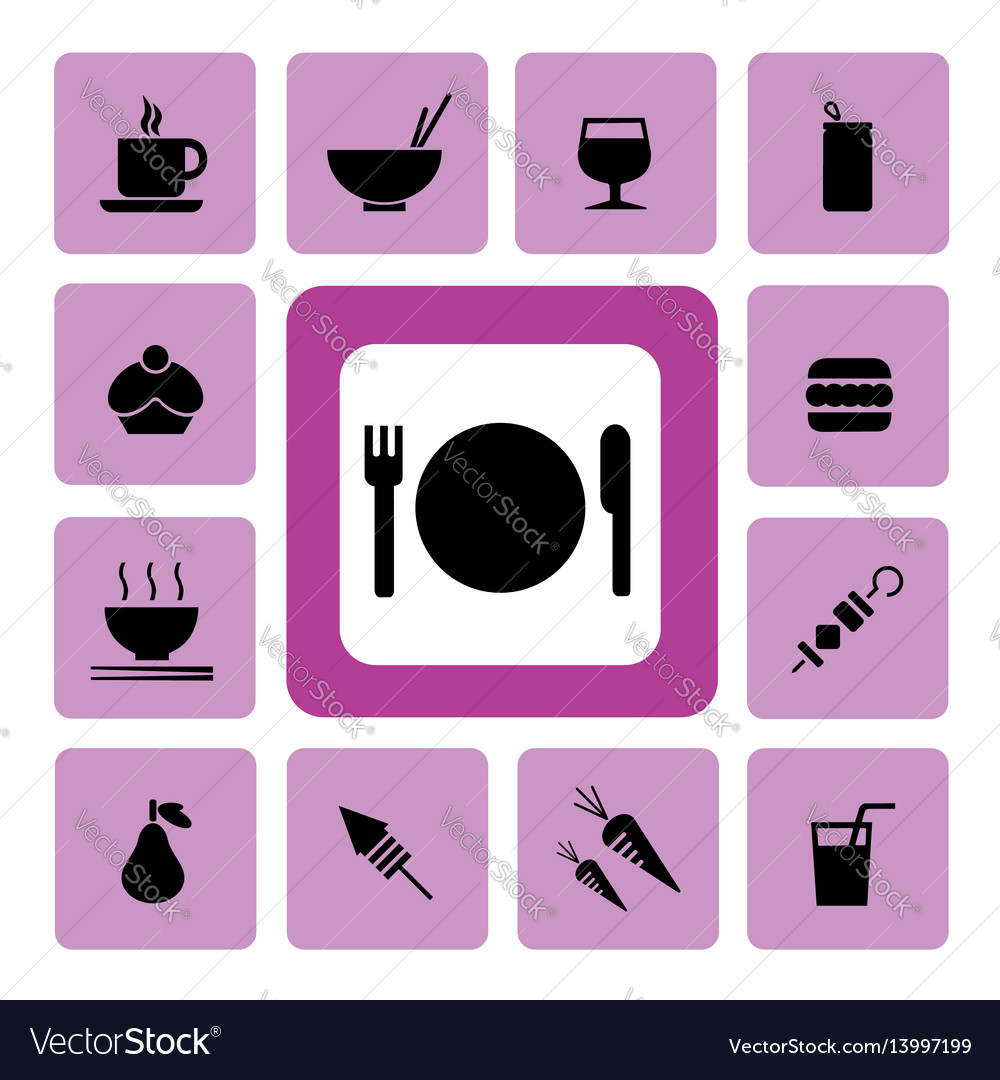 Food and drink icon2