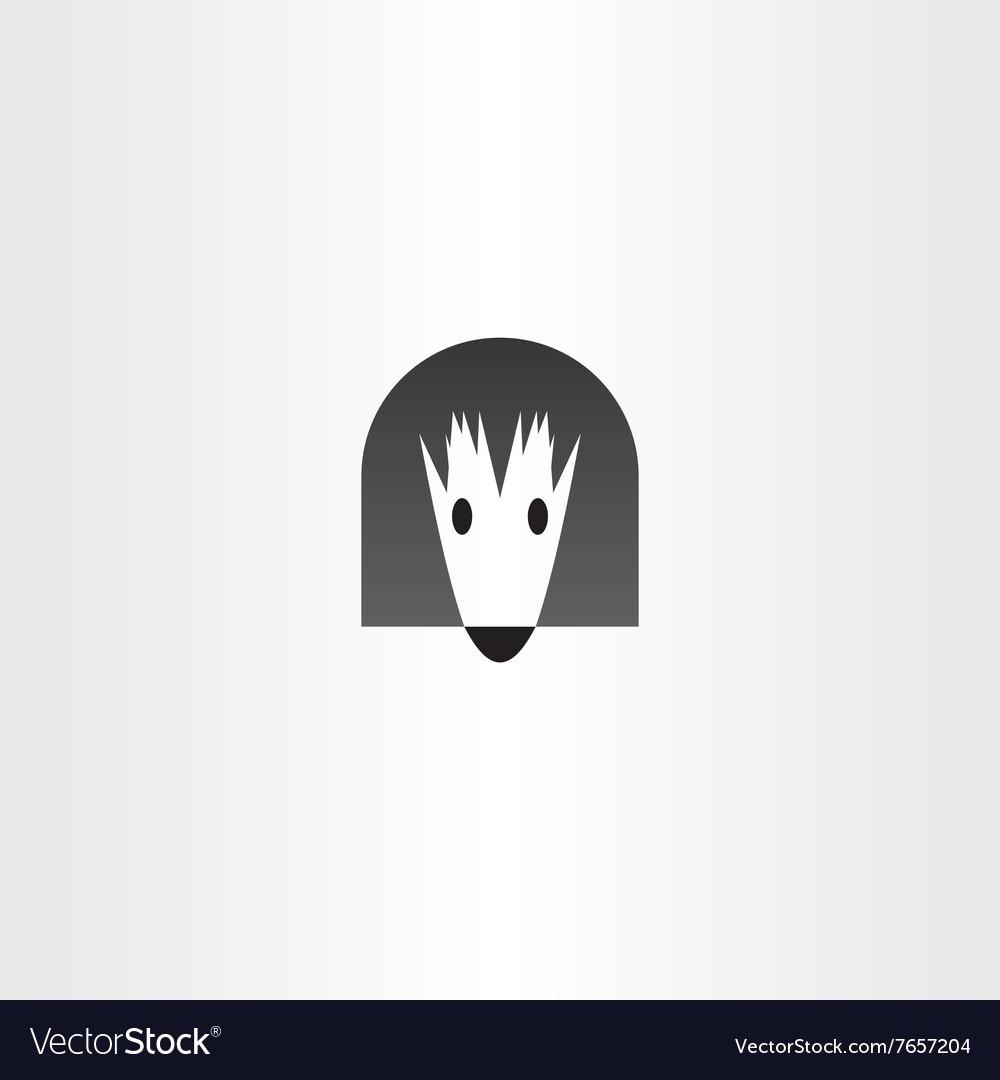 Mousehole mouse home logo icon