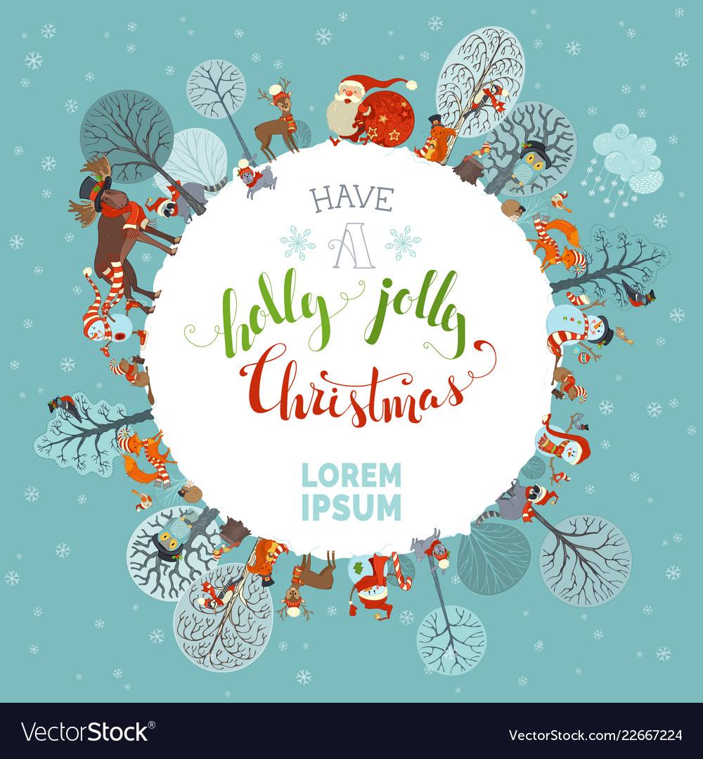 A Holly Jolly Christmas.Have A Holly Jolly Christmas