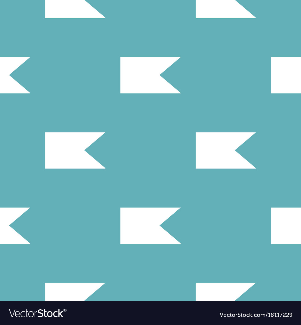 New flag pattern seamless blue