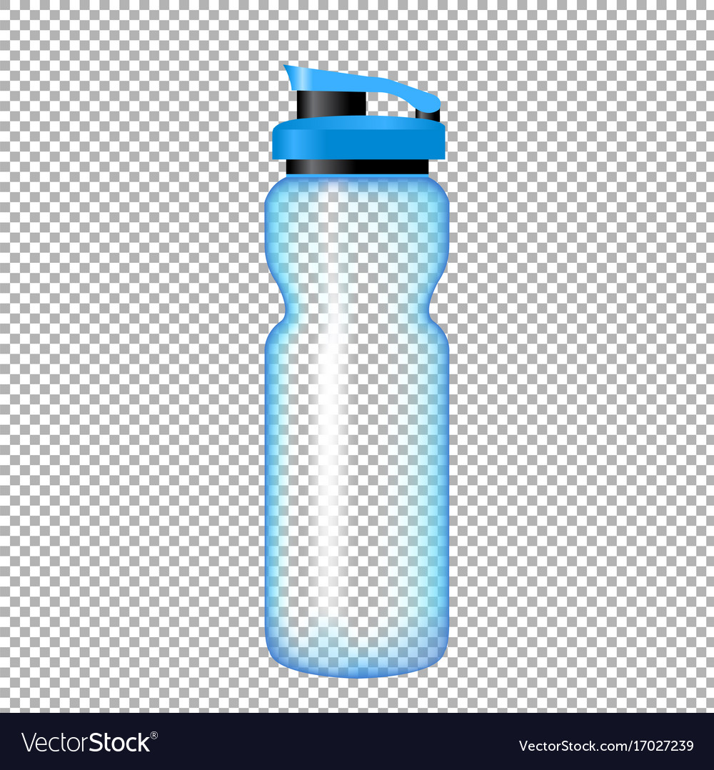 Sports bottle for water