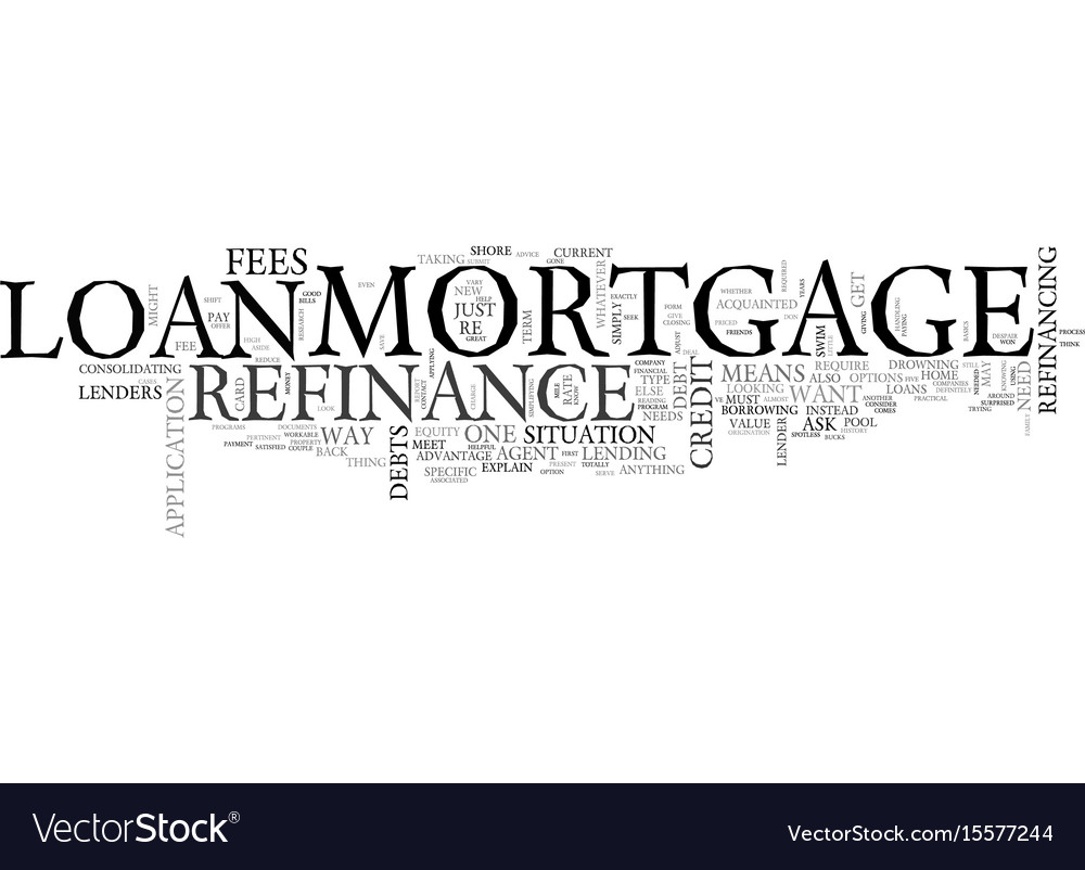 What are business loans text word cloud concept