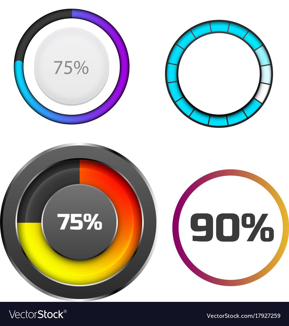 Progress loading bar indicators download progress