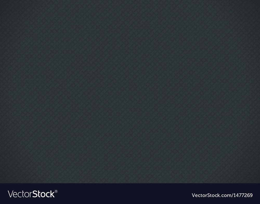 Black canvas vector image