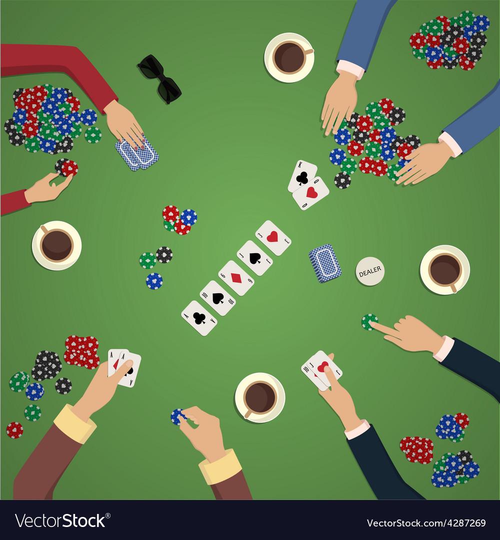 Home game gambling friendly tournament three of