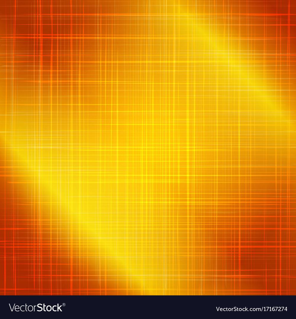 Bright orange textile background