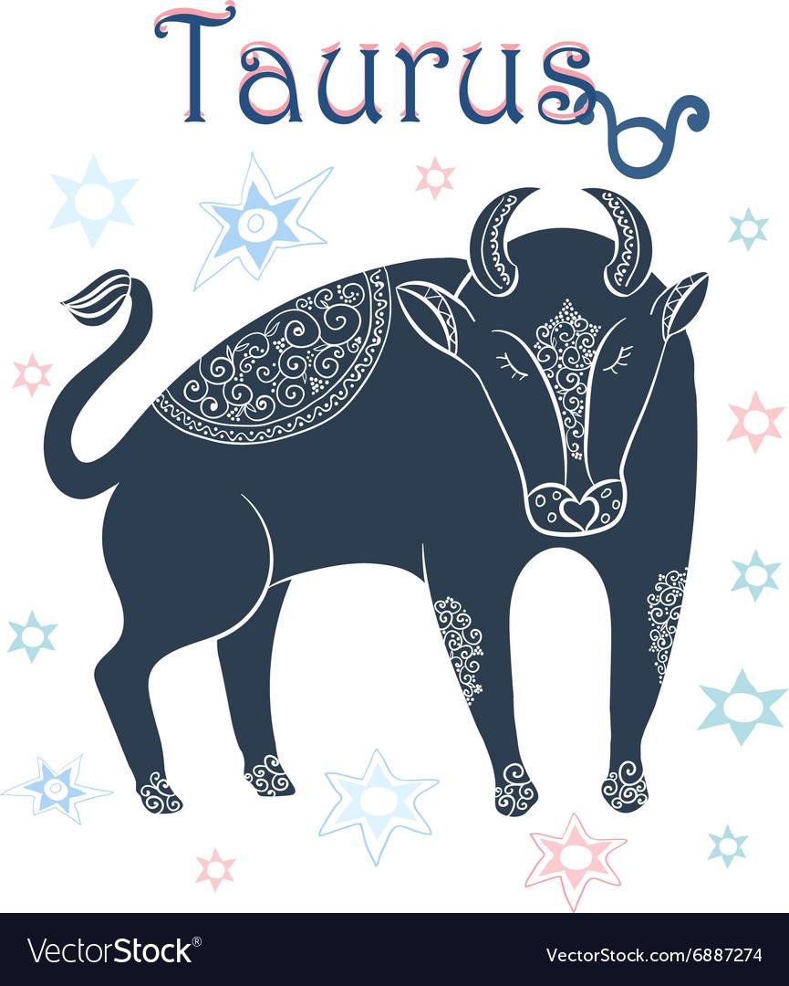 Taurus sign in horoscope