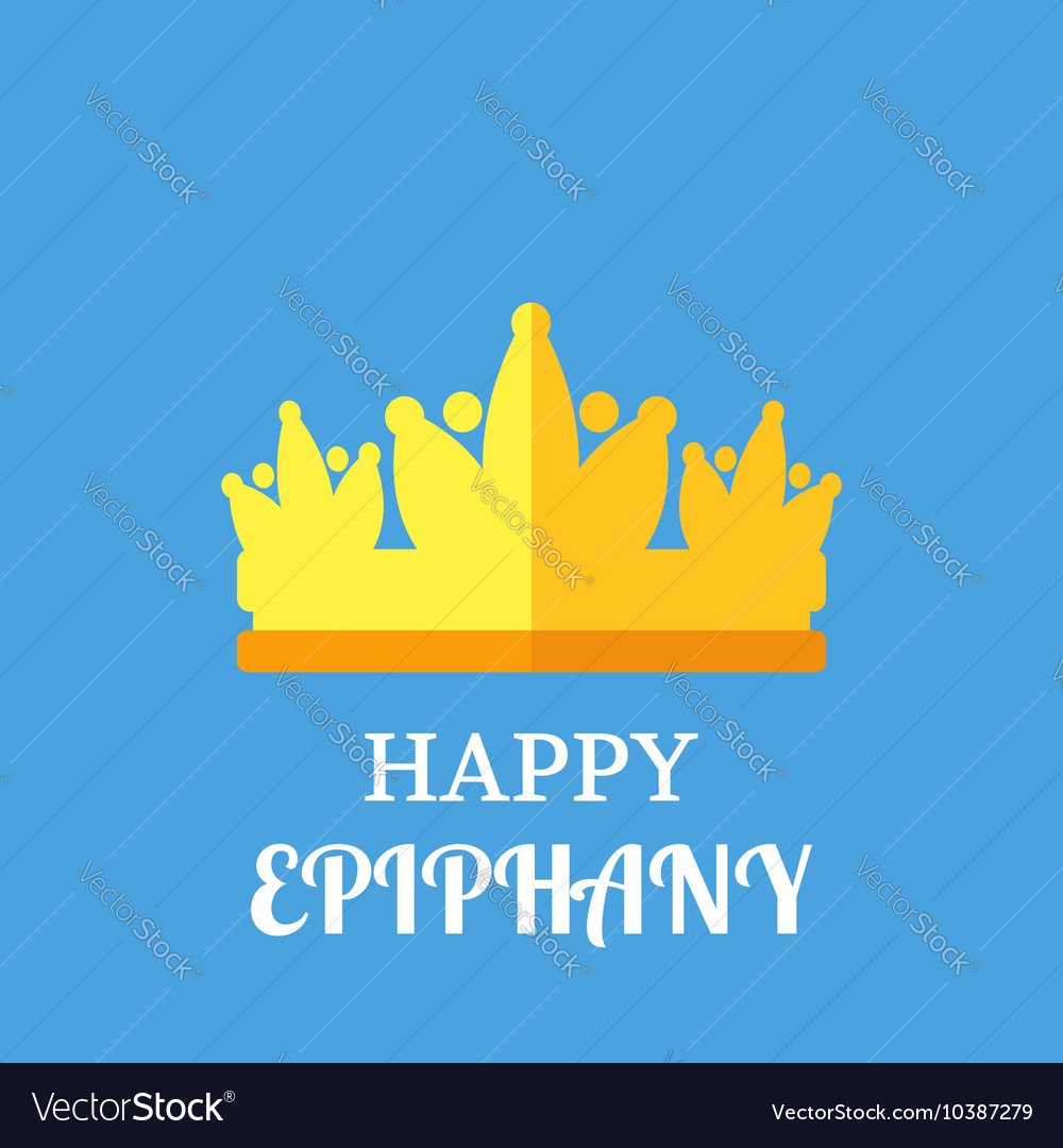 Epiphany Greetings poster