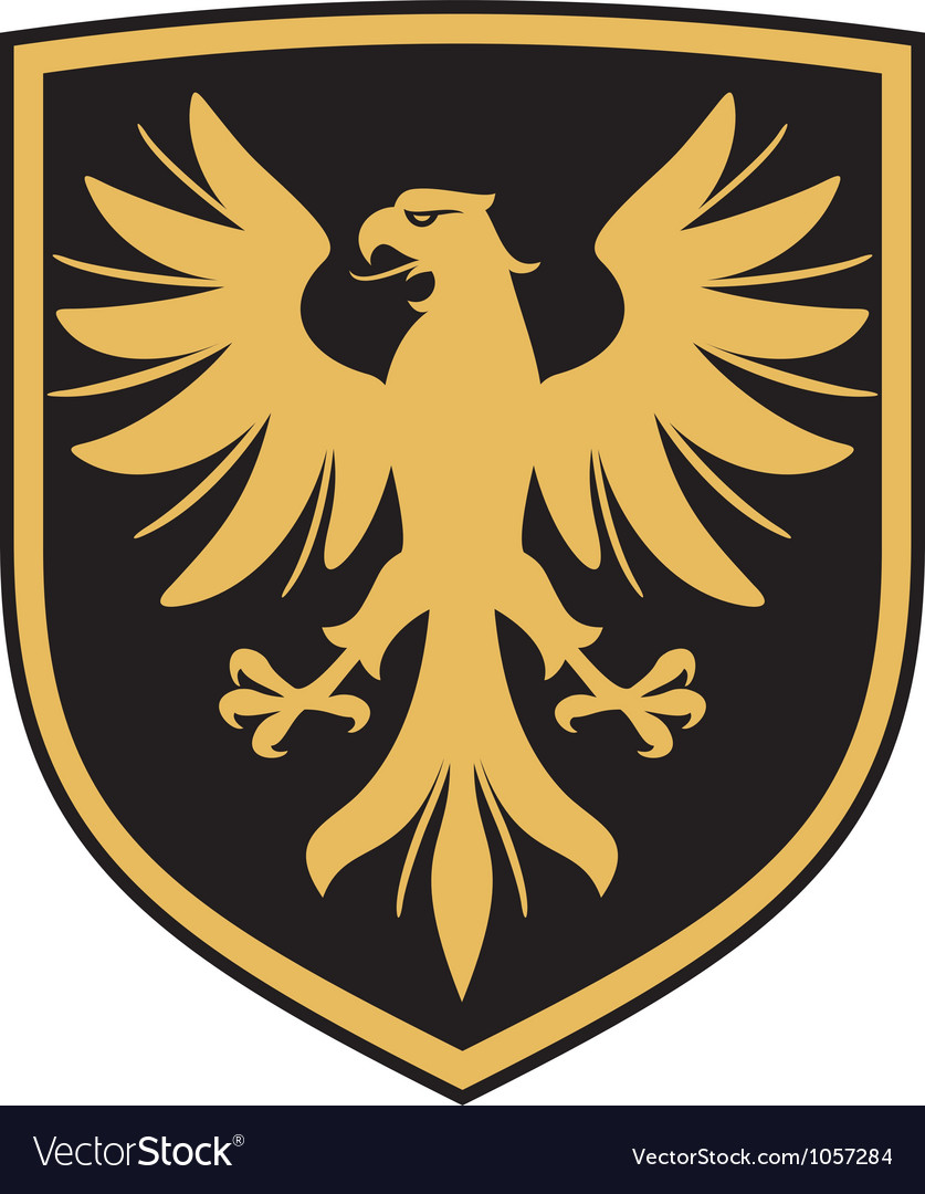 Eagle - coat of arms