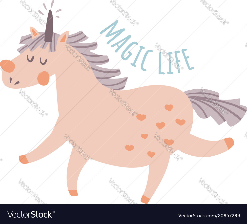 Magic life unicron