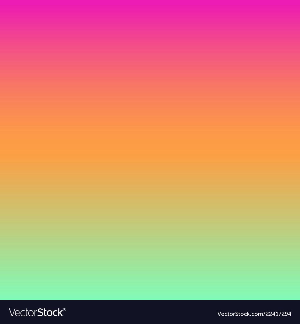 Trendy gradient screen gradient cover