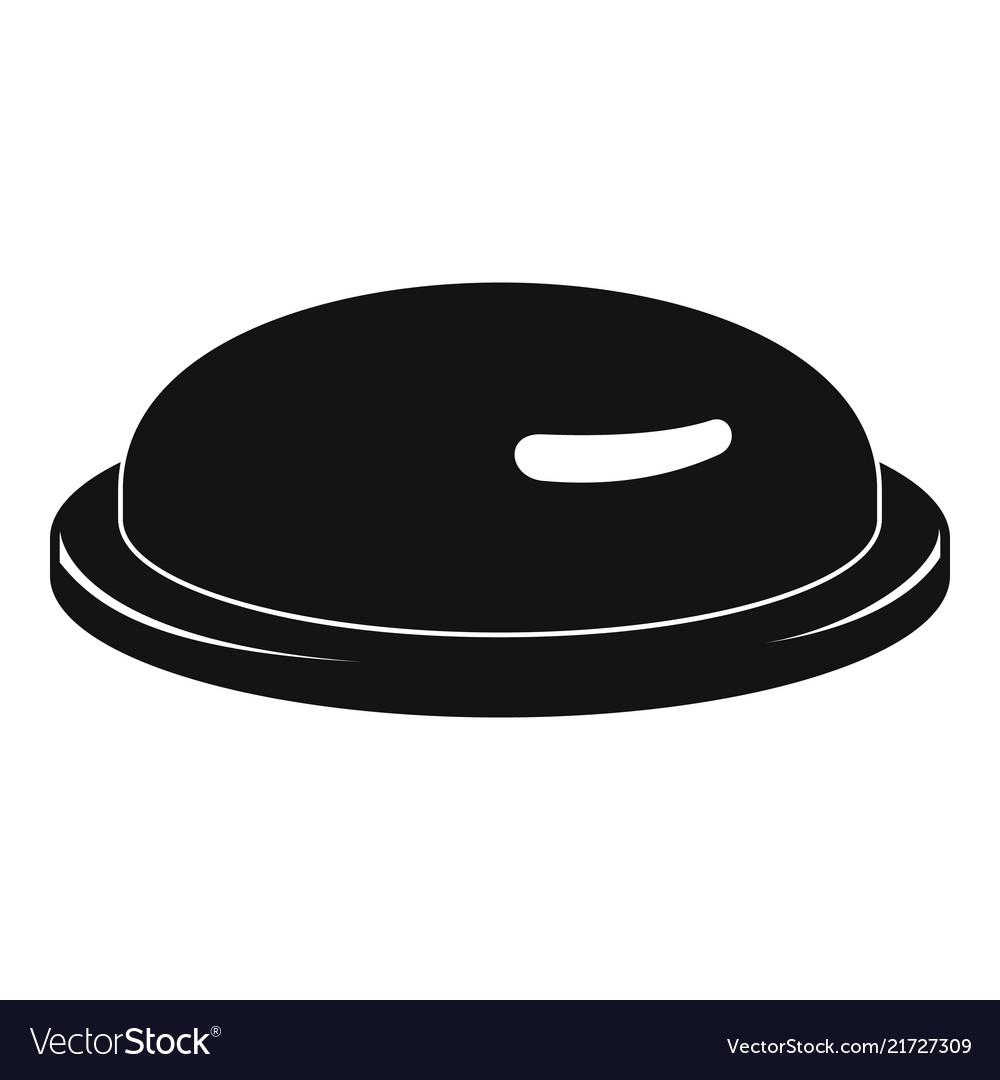Condom icon simple style