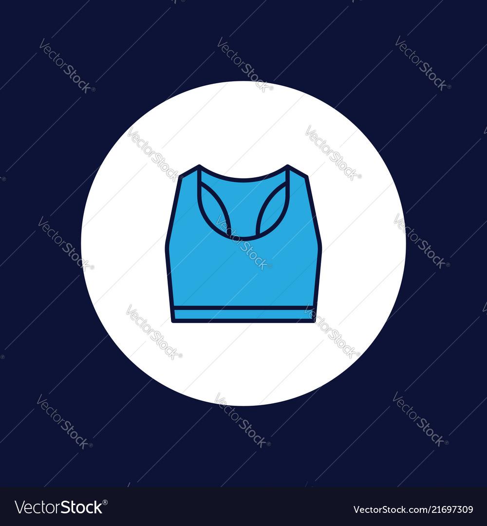 Sports wear icon sign symbol