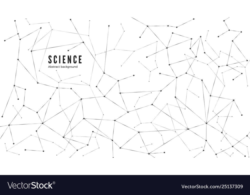 Technology background abstract network concept