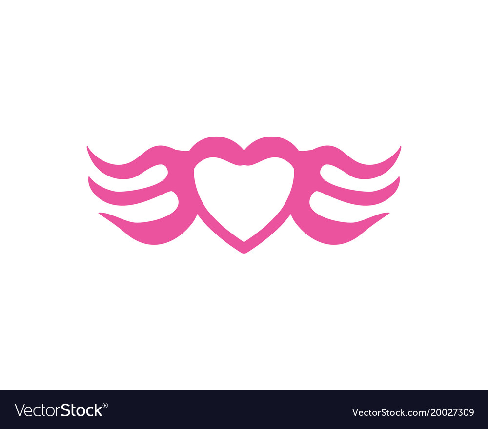 Wing love logo