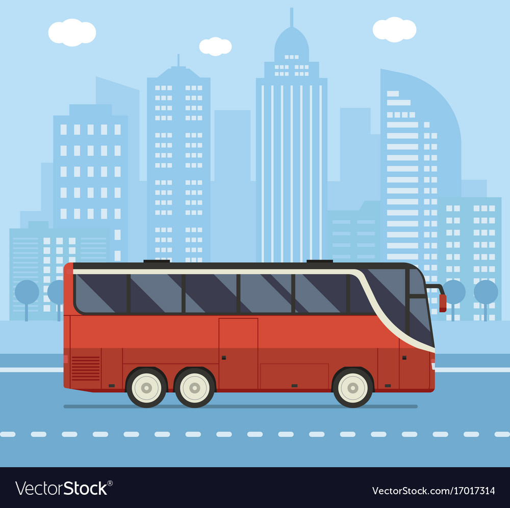 Public city bus concept