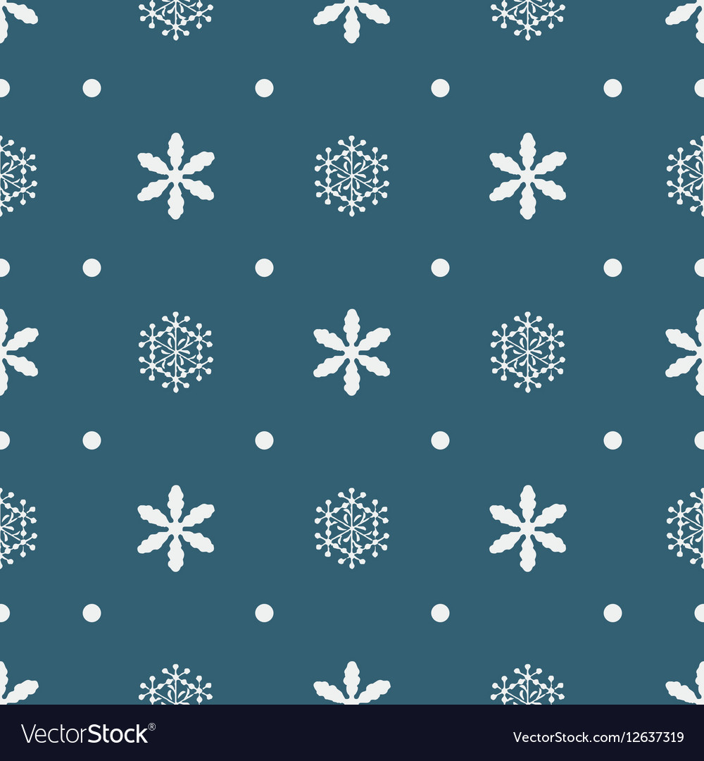 Snowflake Pattern - Snowflake pattern