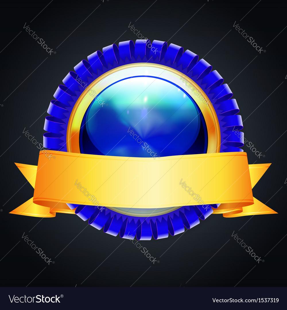 Winning seal icon