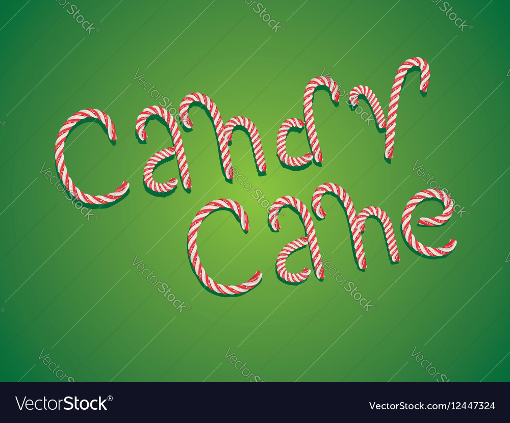 Candy Cane Words2