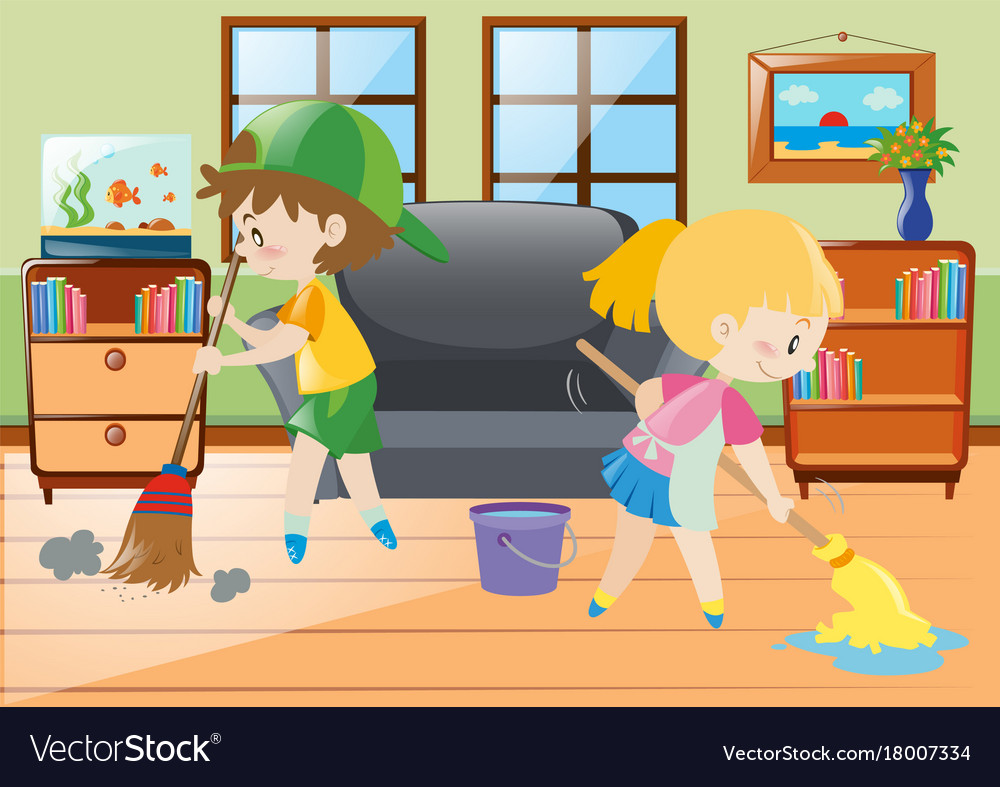 Sweeping The Floor Clipart Cliparts Galleries
