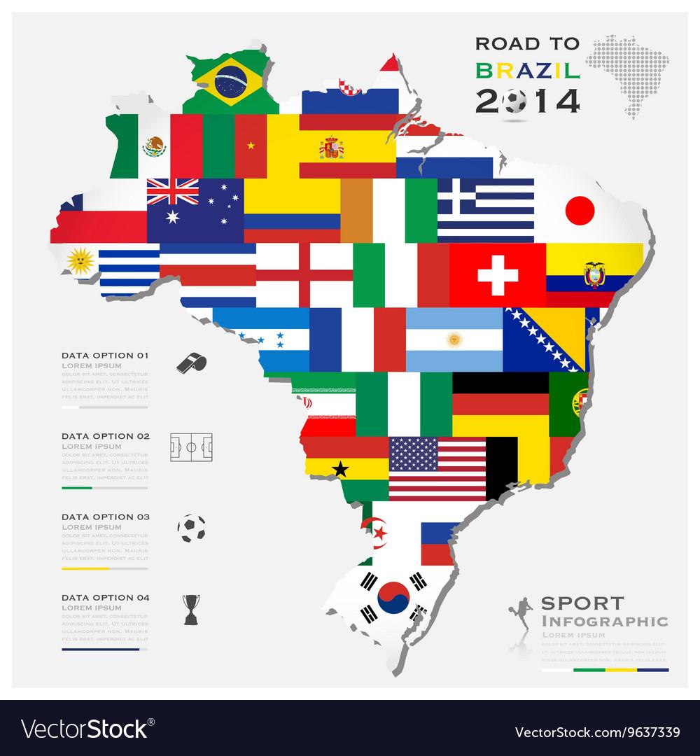 Road To Brazil 2014 Football Tournament Sport