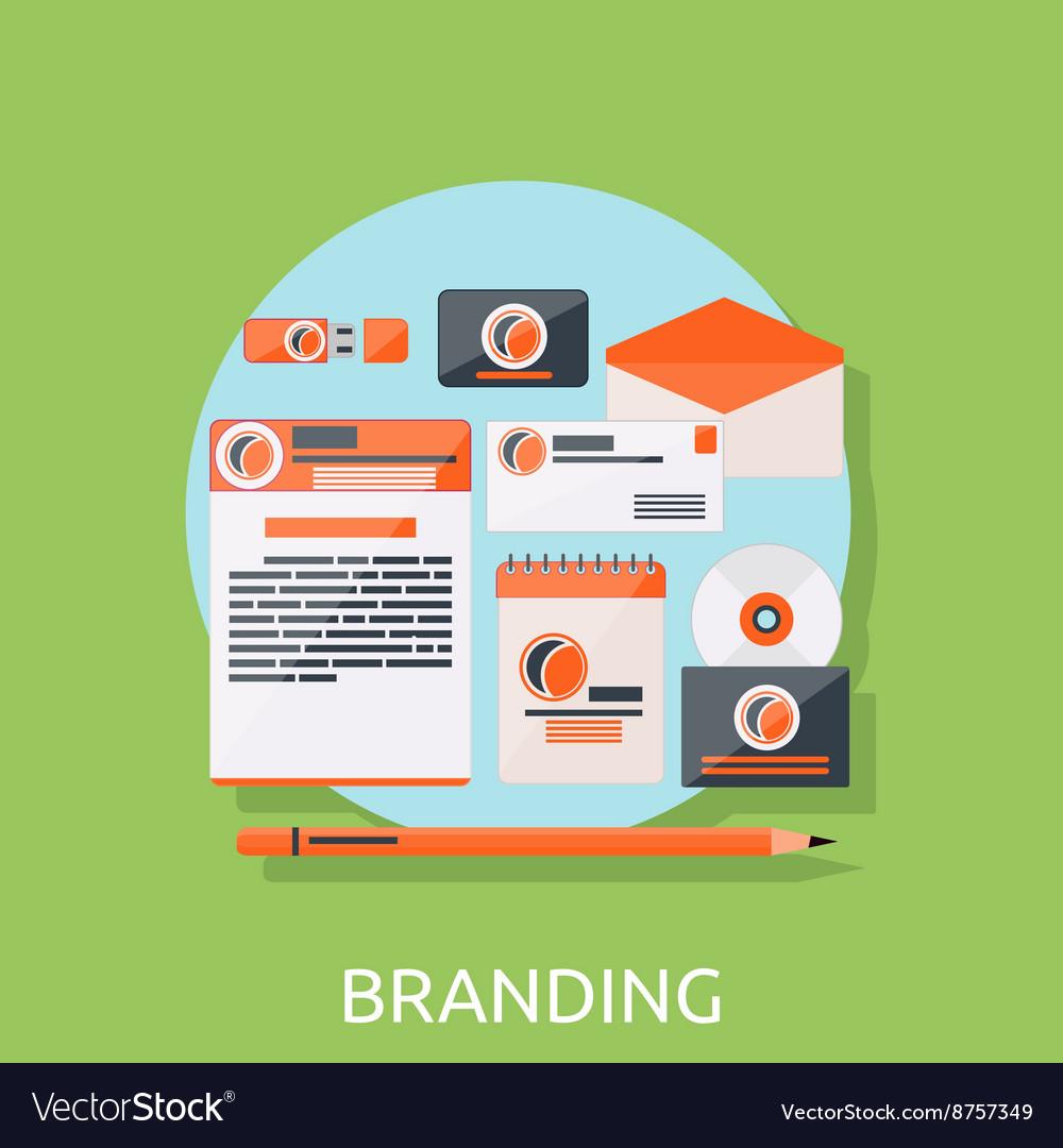 Branding Icons Concept