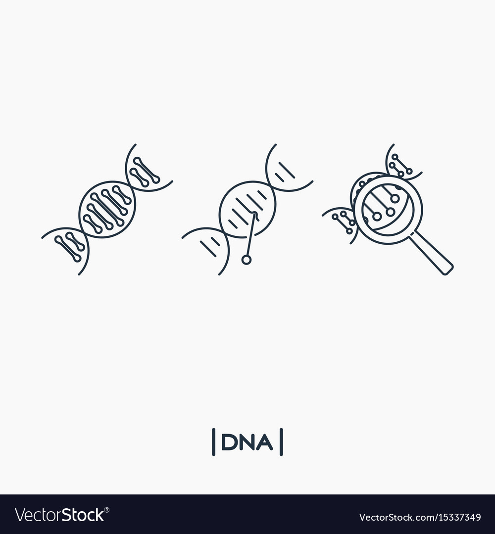 Dna icons