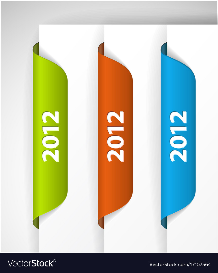 2012 labels stickers