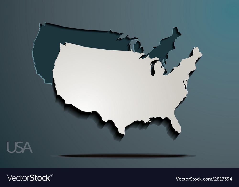 Map Of America Jigsaw.America Paper Map Jigsaw