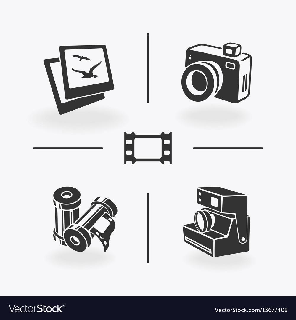 Set of elements photo