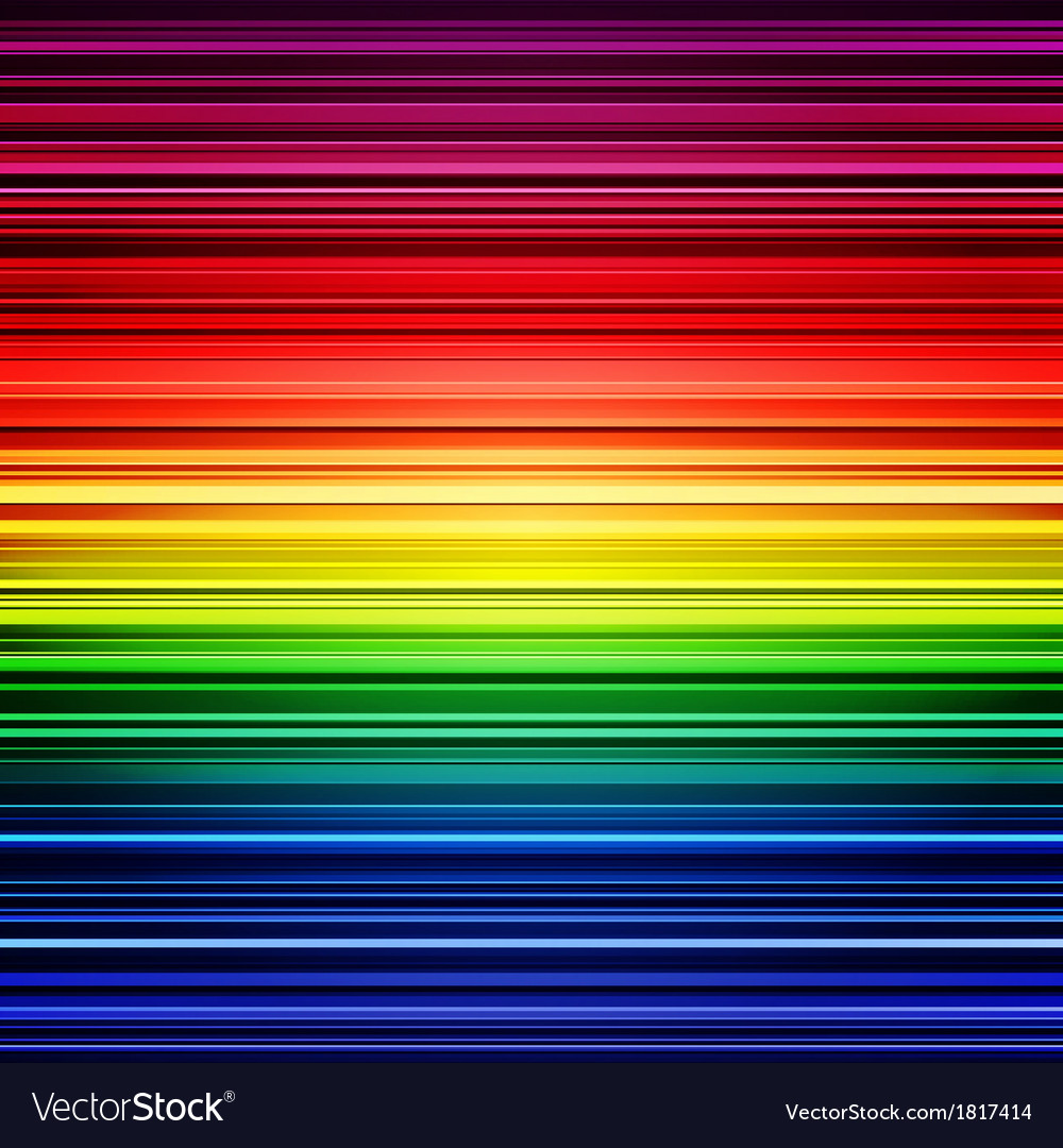 Abstract rainbow stripes colorful background