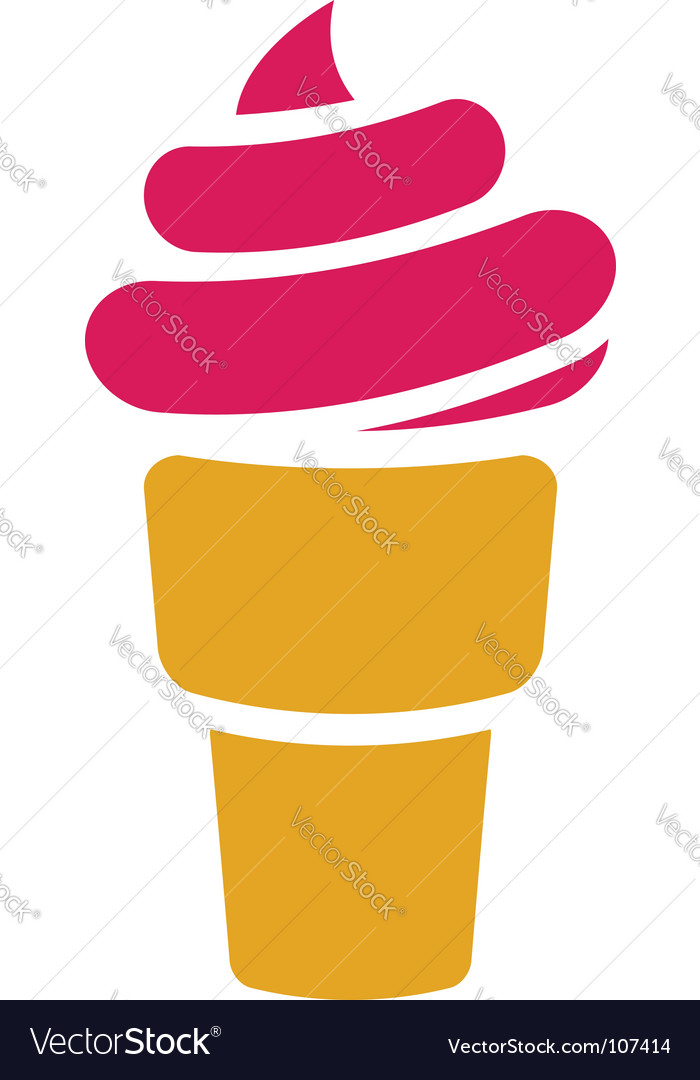 ice cream royalty free vector image vectorstock