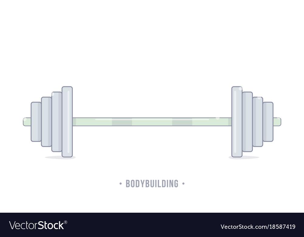 Barbell weight training equipment