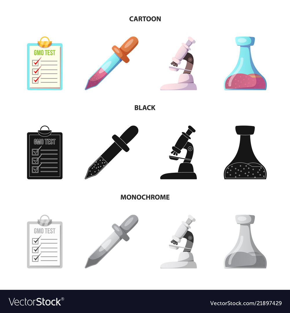 Isolated object of and sign set of and ve