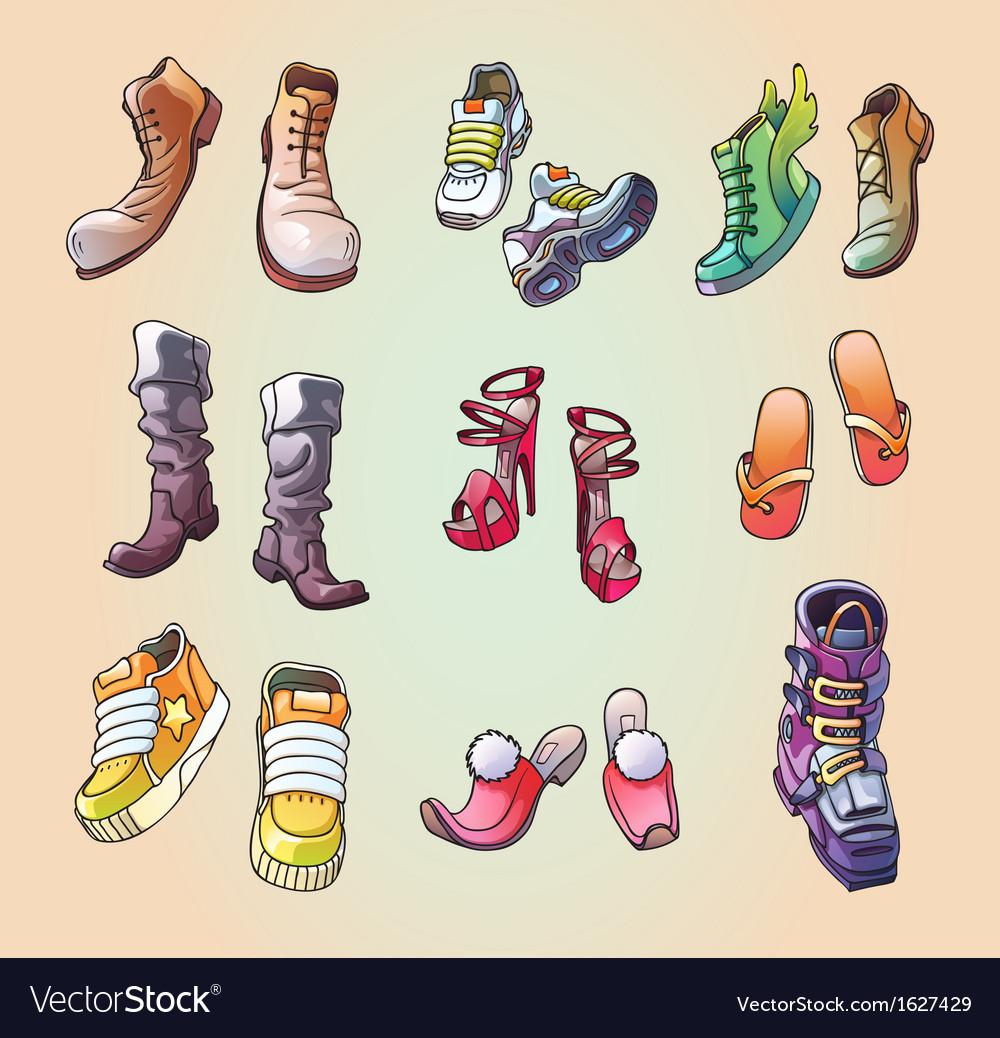 Some Original Shoes