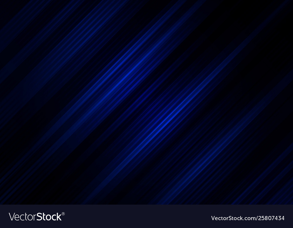 Abstract black and blue color background