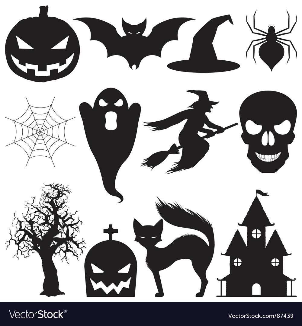 картинки для хэллоуина рисовать примеры как