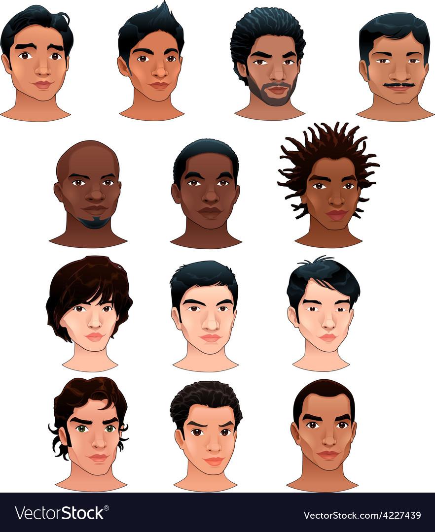 Asians Blacks Latinos