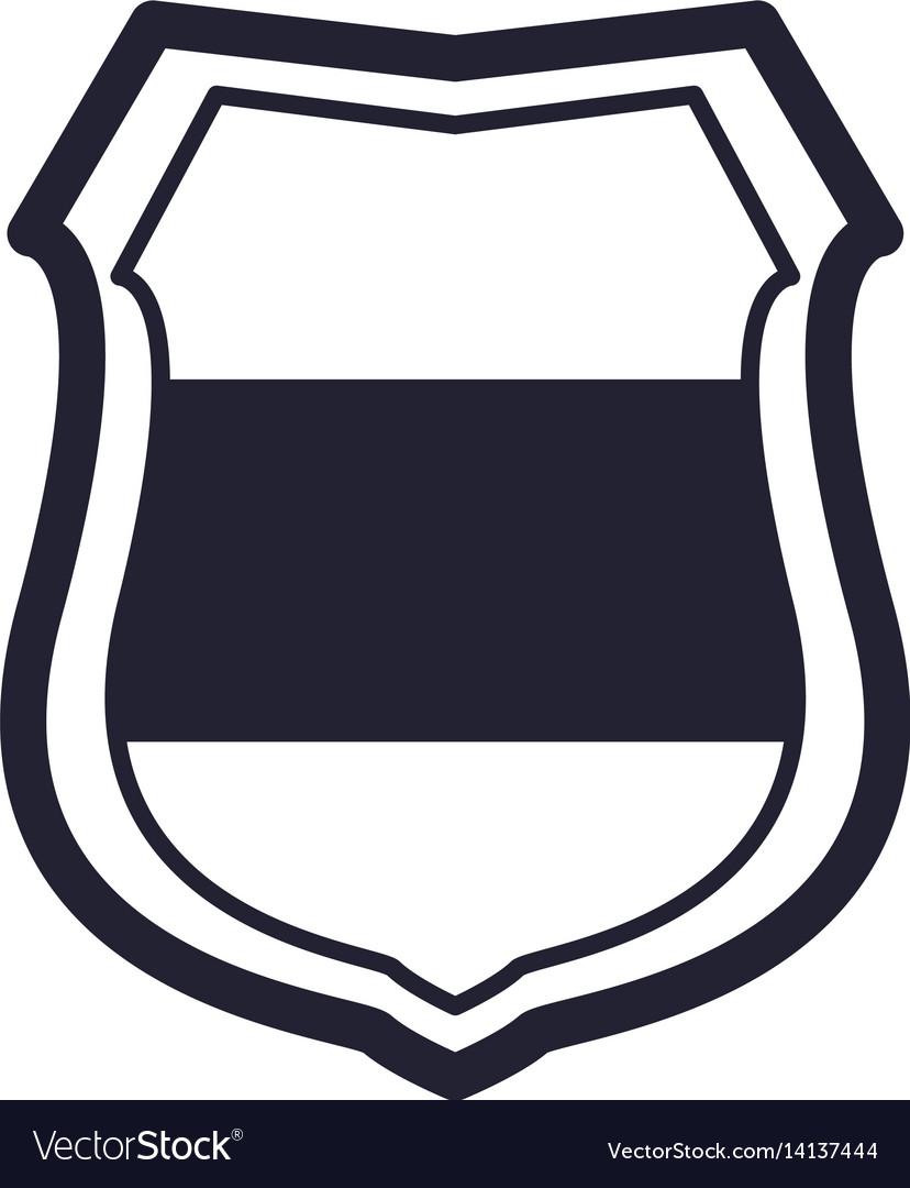 Shield emblem symbol