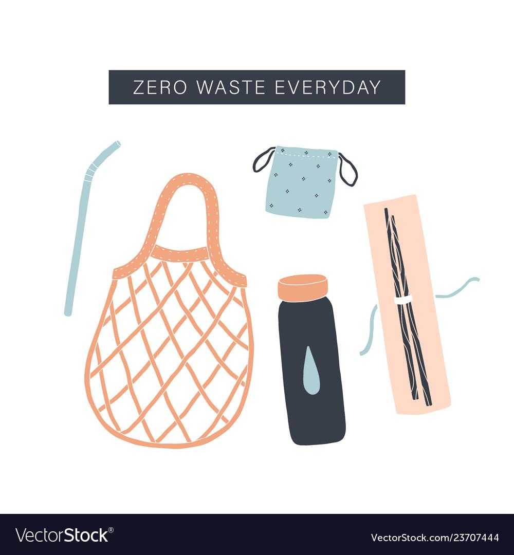 Zero waste everyday kit