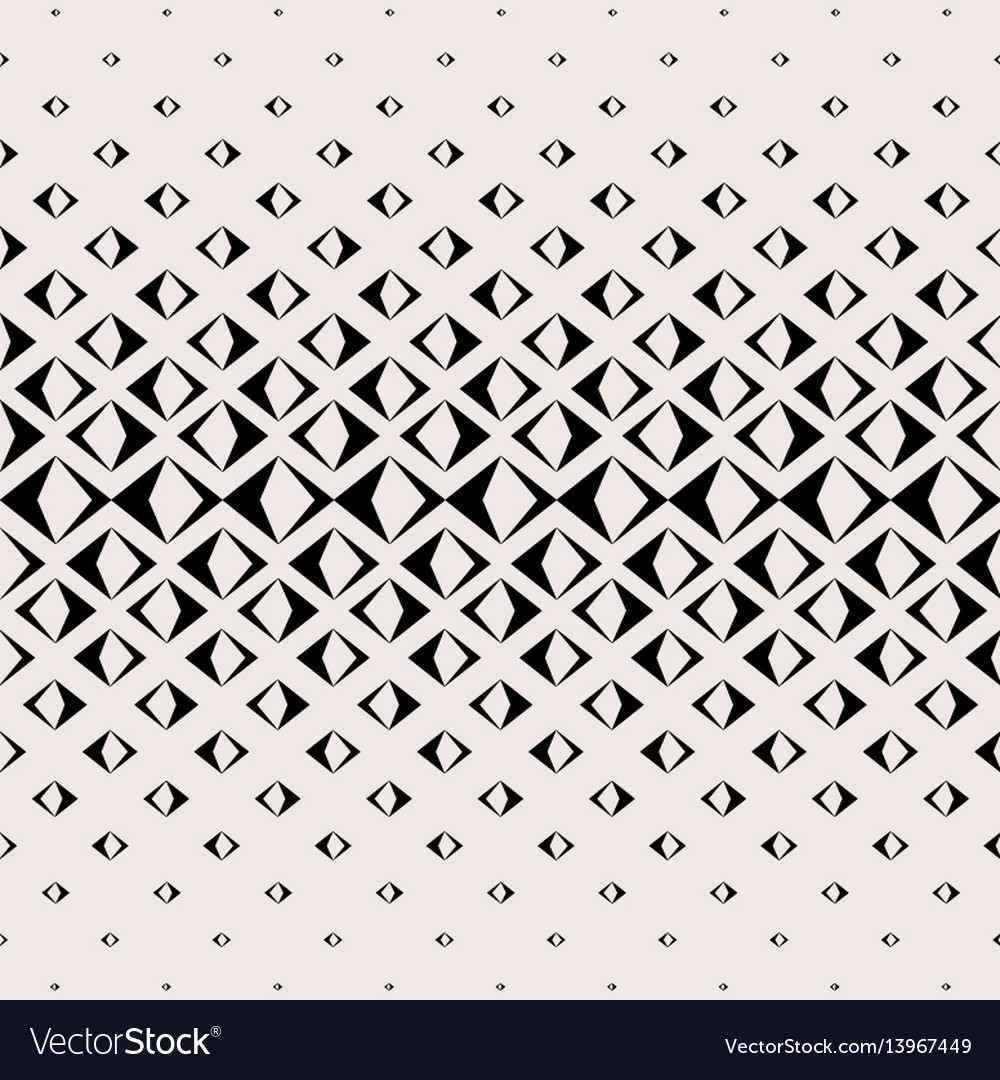 Abstract seamless pyramid rectangle black pattern