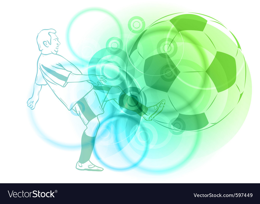 Pastel football